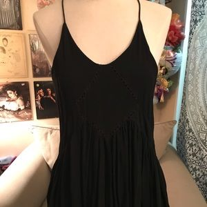 Romeo and Juliet Couture Black Dress